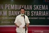 Gubernur NTB meluncurkan kebijakan pinjaman khusus untuk UMKM