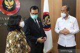 BNPT dan LPSK membahas PP Perlindungan Korban Terorisme