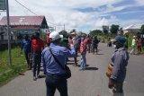Warga Kamoro Mimika saling serang dipicu rebutan jabatan ketua adat Lemasko