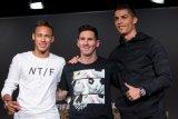 Mantan timnas Brasil ini klaim lebih hebat dari Neymar, Messi dan Ronaldo