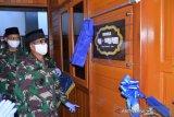 Danlantamal VIII Resmikan Mushola Mako Lantamal