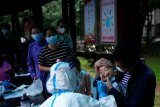 Wuhan China telah menguji COVID-19 pada hampir sepertiga warganya