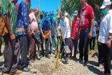 Bupati Jayapura ajak warga Sentani menanam sagu di tengah pandemi COVID-19