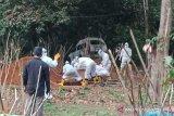 Jenazah PDP asal OKU Jumat sore telah dimakamkan sesuai protokol COVID-19
