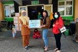 KPF bagikan APD kepada tiga rumah sakit di Yogyakarta