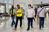 Menteri BUMN Erick apresiasi pembatasan perjalanan di Bandara Semarang