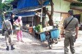 Aparat gabungan Pulang Pisau tertibkan pedagang bandel