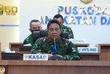 Kasad: PSBB melibatkan 8.121 personel TNI AD