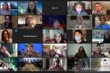 Amerika Bersatu gelar kompetensi penggunaan masker