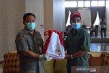 Ribuan paket sembako bantuan presiden disalurkan di Kupang
