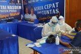 217 pengurus NasDem di Sulteng negatif corona  sesuai hasil rapid test