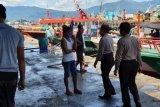 Satgas Aman Nusa mengajak nelayan sosialisasikan pencegahan COVID-19