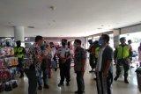 Tim gabungan sidak sejumlah pusat perbelanjaan di Pekalongan