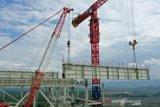 Pembangunan PLTU Sumsel 8 ternyata sempat terhambat karena penutupan akses bagi TKA