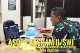 Kodam Sriwijaya sosialisasi dan penyuluhuhan memutus paparan corona