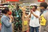 Gugus Tugas cek penerapan protokol kesehatan di pasar dan toko modern
