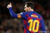 Messi merasa pandemi virus corona menguntungkan Barca