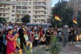 Lawan COVID-19, Mesir perketat pembatasan saat liburan Lebaran
