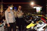 Polresta Sidoarjo jaring ratusan pebalap liar saat PSBB