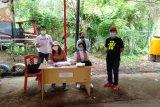 DPRD Mitra ikut berjaga di pos perbatasan