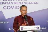 Jubir : 4.129 orang sembuh, meninggal 1.148 kasus dari 17.514 positif COVID-19