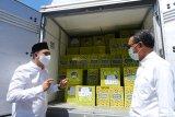 Gubernur Sulsel Nurdin Abdullah terima bantuan Inkindo untuk warga terdampak COVID-19