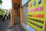 Belasan orang positif COVID-19 di Desa Waru karena peti jenazah pasien dibuka saat tiba di rumah