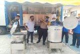 Kodim Muara Teweh masak bersama untuk warga terdampak COVID-19