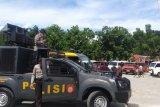 Polresta Jayapura sosialiasi jam malam kepada warga