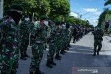 PSBB libatkan 8.121 personel TNI AD