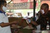 Pemerintah Kota Surakarta beri sanksi pedagang tanpa gunakan masker