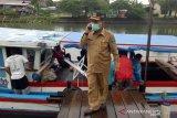 Satgas batalkan keberangkatan kapal nelayan angkut penumpang 16 orang hendak mudik ke Mentawai