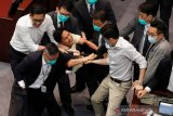 AS peringatkan China terkait Hong Kong