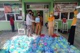 DSLNG  beri apresiasi tenaga medis garda terdepan pandemi COVID-19