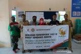 PT Semen Baturaja salurkan 18.450 paket sembako untuk warga sekitar