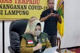 Lima dari 16 tambahan pasien COVID-19 di Lampung dari klaster Temboro
