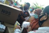 PPE and N95 mask supply for medical officers in  W Sumatra increased to handle COVID-19