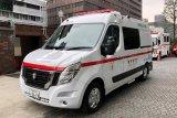 Nissan NV400 Emission, ambulans pertama tanpa emisi di Jepang