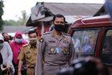 Polda Lampung akan tindak tegas jika ada memalsukan surat keterangan bebas COVID-19