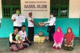 GGP salurkan 2.590 paket sembako bantu warga terdampakCOVID-19