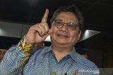 Menko Airlangga sebut tujuh provinsi terindikasi siap terapkan normal baru