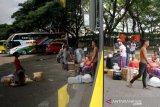 Bus antar kota tidak melayani penumpang