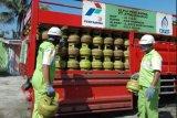 Jelang Lebaran, Pertamina pastikan ketersediaan stok LPG