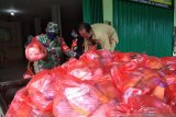 Palangka Raya distribusikan 20.400 paket sembako pada penerima yang terdaftar