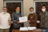 KSP salurkan donasi 5.000 APD bantu tangani pandemi COVID-19
