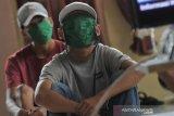 Warga terjaring razia masker wajib ikuti edukasi COVID 19