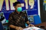 Gugus Tugas COVID-19 Jayapura terus lakukan penyemprotan disinfektan ke fasilitas umum