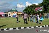 Polresta Padang awasi titik keramaian masyarakat jelang Lebaran