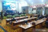 DPRD Manado gelar paripurna LKPJ dengan video conference