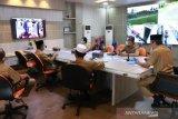 Vicon dengan KPK, Pemkab Siak sampaikan bantuan provinsi masih tahap pencarian